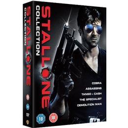 Sylvester Stallone Box Set [DVD]
